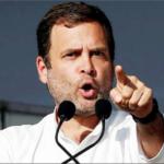 राहुल गांधी ने साधा केंद्र सरकार पर निशाना